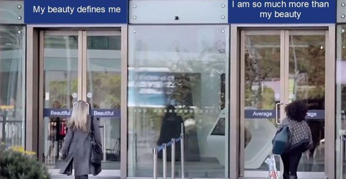 Dove Commercial-Choose Beautiful