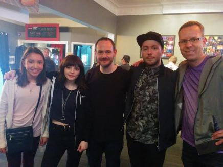Me With Chvrches
